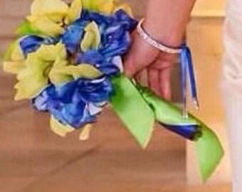 Wedding Bridal Rhinestone Bracelet Cuff Bangle