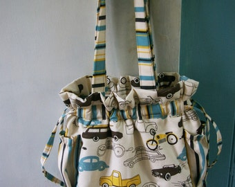 Custom Diaper Bag/Handbag/Purse ...The Darling Collection