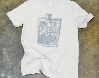 Conceal and Carry T-Shirt - Screenprint Tee