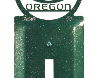 Oregon Ducks Light Switch Plate Cover
