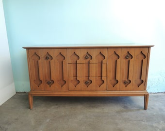 MID CENTURY MODERN Credenza, Media Stand or Changing Table (Los Angeles)