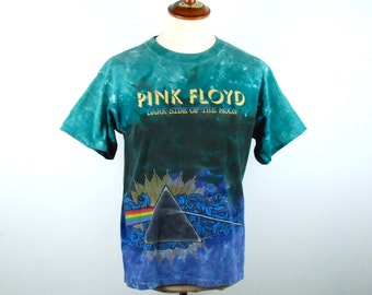 Vintage Pink Floyd Tshirt - Dark Side of the Moon - Amazing Condition