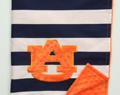 Auburn Baby/Toddler Minky Dot Blanket