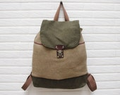 SALE-Backpacks-Woolen Backpack