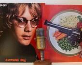 "Warren Zevon Vintage Vinyl LP Record 1970s Classic Rock ""Excitable Boy""(1978 Elektra w/""Werewolves Of London"" & ""Lawyers, Guns and Money"")"