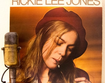 "ON SALE Rickie Lee Jones Vinyl Record Album LP 1970s Soft Rock Jazz Pop debut album ""Rickie Lee Jones"" (1979 Wb w/""Chuck E.'s In Love"")"