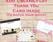 Add a Thank You image-Digital File