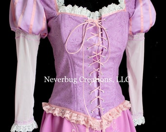 Rapunzel Parks Version Custom Costume