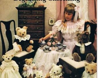 Bearly Beginning Smocking by Martha Pullen