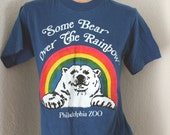 Philadelphia Zoo T Shirt Medium 38-40