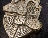 Destiny Rise of Iron Lords of Iron Badge Replica