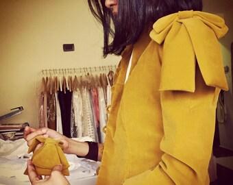 the honey mustard cragg jacket