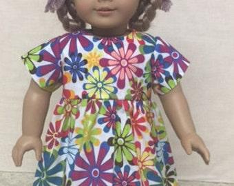 """Dress for 18"""" American Girl Doll"""