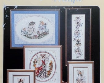 Stoney Creek Collection FAIRY MAGIC (Multiple Designs)  - Counted Cross Stitch Pattern Chart Booklet