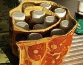 SALE Oils Organizer for Young Living Premium Starter Kit essential oils - Fits 11 (5ml bottles)