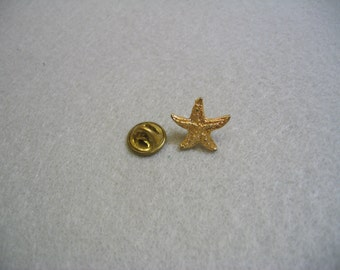Starfish Tie Tac, Lapel Pin or Tie Tack