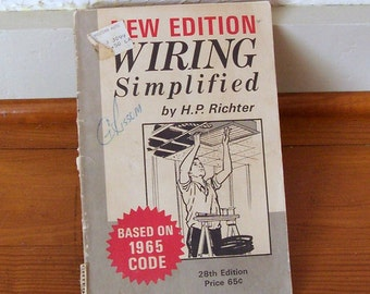 WIRING Simplified New 1965 Code Edition