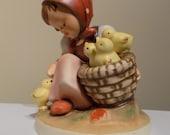 Goebel Chick Girl / Hummel