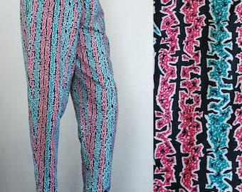 baggy beach pants - S/M