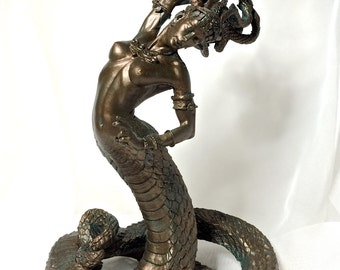 Medusa Statue, half scale