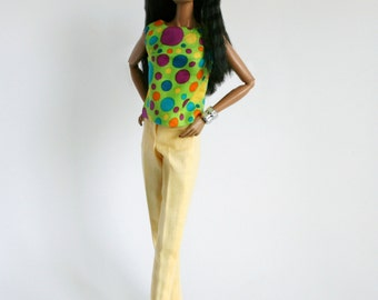 Pants and Top for Fashion Royalty Dolls