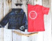 Montessori Kids-T-Shirt, Earth Goes Around the Sun, Birthday Song Shirt