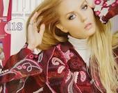 Crochet patterns magazine DUPLET 118