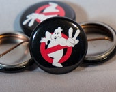 """Ghostbusters 2   Logo   1"""" Buttons"""