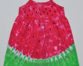 RESERVED for Chyna 2T Watermelon Dress