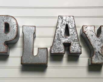 Metal Letters For Wall decorative metal letters/ signage / small/ wall letters /