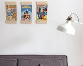 Comic Book Frames - display your favorite comics on your wall with these eco friendly frames - set of three
