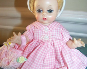 "Little Genius vintage Madame Alexander doll ""Sweetheart"""