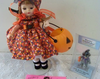 halloween special outfit on madame alex 8 in doll