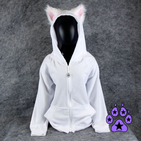 Cat Costume Hoody For Tweens and Teens
