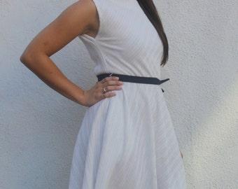 Vintage cotton dress SIZE SM 2-4