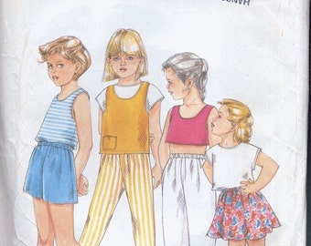 New Look Pattern 2035--6 Sizes in 1--Ages 3/4/5/6/7/8