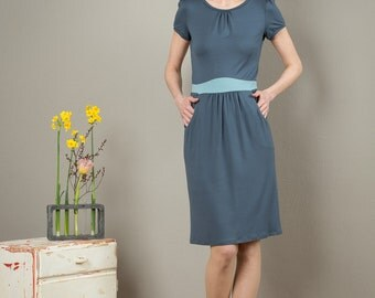 "Dress ""Nele"" with cosy pockets"