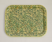 Vintage William Morris Willow Boughs Serving Tray