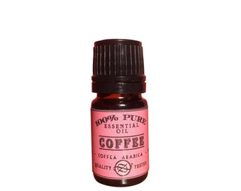 Coffee CO2 Select Essential Oil, Coffea arabica, India - 5 ml