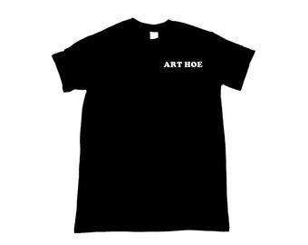 Art hoe Graphic Print Unisex Tee Shirt (More colors and sizes)