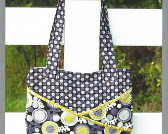 The Dina Bag Pattern to Make From Abbey Lane Quilts DIY Quilting Sewing Crafting
