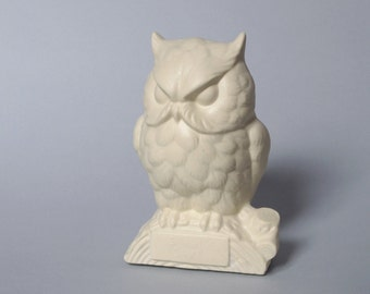 Owl Money Box 'Be Wise Save'