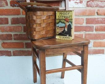 Child's Hardwood Chair