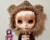 Ewok hat for Blythe
