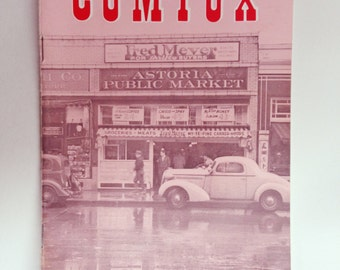 cumtux clatsop county historical society quarterly vol. 9, no. 1 winter 1988