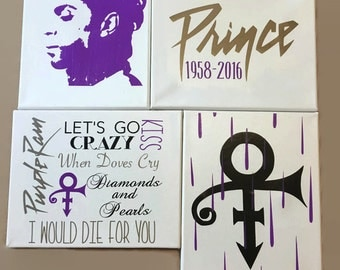 Prince Canvas Art Set