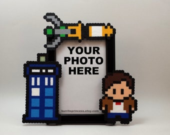 Doctor Who Picture Frame - Doctor Who Fan Art