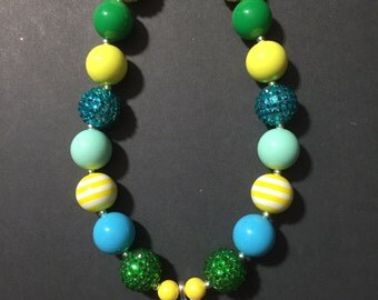 Frozen Fever Chunky Necklace