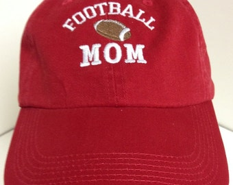 Football Mom Cap