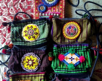 Handmade Afghan Purses and Handbags. Many different Colors and Styles.